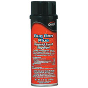 Bug Ban Insect Repellent, 6 oz Aerosol, 12/Case