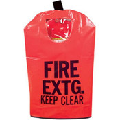 """Extinguisher Cover w/ Window, 20"""" x 11 1/2"""""""