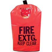 """Extinguisher Cover w/ Window, 31"""" x 16 1/2"""""""