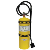 Amerex® 30 lb Sodium Chloride Extinguisher w/ Brass Valve & Wall Hook