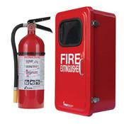 5 lb ABC Pro Line Fire Extinguisher w/ Firetech™ Fiberglass Cabinet