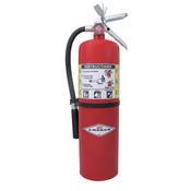 Amerex® 10 lb ABC Extinguisher w/ Aluminum Valve & Wall Hanger