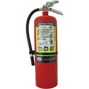 Badger™ Advantage™ 10 lb ABC Fire Extinguisher w/ Wall Hook