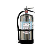 Amerex® 6 L AFFF Foam Extinguisher w/ Brass Valve & Wall Hook