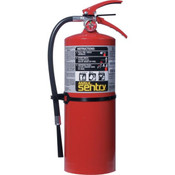 Ansul® Sentry® 10 lb ABC Fire Extinguisher w/ Wall Hook