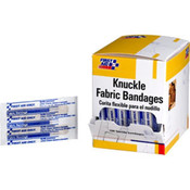 "Knuckle Fabric Bandages, 1 1/2"" x 3"", 100/Box"