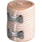 """Elastic Bandage w/ 2 Fasteners, 3"""" x 5 yd, 12 Rolls/Box"""