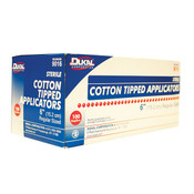"6"" Cotton-Tip Applicators (200/Box)"