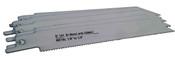 """Blu-Mol Bi-Metal Reciprocating Saw Blades (Metal) (6477-50), 24 TPI, 6"""" x 3/4"""" x 0.035"""" (50/Pkg.)"""