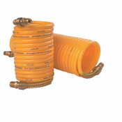 Coiled Air Hose, 25'