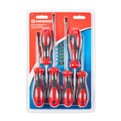 Crescent Dura-Driver Screwdriver Set, 6-Piece