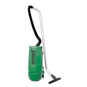 Backpack Vacuum, 6 qt, 10 lb