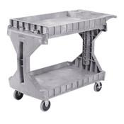 """Procart™ Utility Cart, Small, 41 1/2""""L x 34 3/4""""H x 19""""W"""