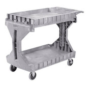 "Procart™ Utility Cart, Large, 45 5/8""L x 34 3/4""H x 24""W"