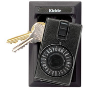 KeySafe™ Original Dial Lid Key Box (Permanent), Titanium
