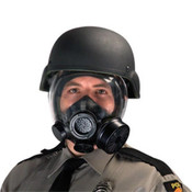 Advantage 1000 Riot Control Gas Mask, Large