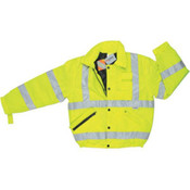 River City Luminator Class 3 Bomber Jacket, 3X-Large