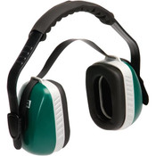 Economuff Earmuffs, Multi-Position, NRR 24 (Over-the-Head); NRR 23 (Behind-the-Head or Under-the-Chin)