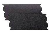 "Floor Sanding Sheets - Silicon Carbide - 8"" x 19-1/2"", Grit/ Weight: 12X, Mercer Abrasives 416012 (25/Pkg.)"