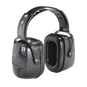 Howard Leight Thunder Earmuffs, T3 Headband, NRR 30, Black