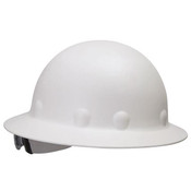 Fibre-Metal Roughneck P1 Full-Brim Hat, White