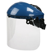 Valuguard Headgear w/ 486500 Face Shield