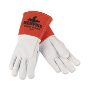 Memphis Red Ram Grain Goatskin Gloves (12 Pair)