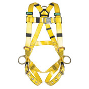 Gravity Urethane Coated Harness w/ Back & Side D-Ring