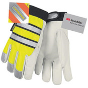 Luminator Lined Goatskin Multi-Task Gloves (1Pair)