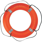 Stearns Ring Buoy, Non-Reflective, 24""