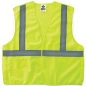 Glowear Class 2 Solid Mesh Breakaway Vest, 2XL/3XL