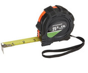 25' QuikFind Tape Measure