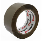 "Proferred Packaging Tape, 2"" x 110 YD, 1.6 mil, Hot Melt-Brown (36/Pkg.)"