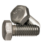 "1""-8x6"",(PT) Grade 2 Hex Cap Screw Plain (10/Pkg.)"