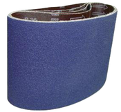 "Floor Sanding Belts - Zirconia - 11-7/8"" x 31-1/2"", Grit/ Weight: 24X, Mercer Abrasives 438113024 (10/Pkg.)"
