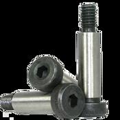 """1 1/4""""-7/8-9x1 1/4"""" Non-Standard Socket Shoulder Screws Alloy Thermal Black Oxide (5/Pkg.)"""
