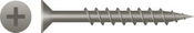 "#6x3/4"" Phillips Flat Head Particle Board Screws Plain & Lubed (20,000/Bulk Pkg.)"