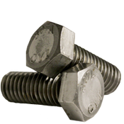 "1 1/4""-7x11"",6"" Thread Hex Bolts A307 Grade A Coarse Plain (10/Bulk Pkg.)"