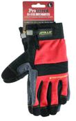 LARGE Premium Mechanics Proferred Industrial Gloves (6/Pkg.)