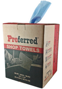 ( 200 Sheets Per Box ) Usa Proferred Shop Towels