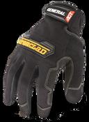 Extra-Large - General Utility Glove - Black  Ironclad General Gloves (12/Pkg.)