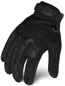 XXL - EXO Tactical Grip Impact Black | EXOT-GIBLK-06-XXL | IRONCLAD TACTICAL GLOVES (12/Pkg.)