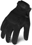 L - EXO Tactical Pro Black-(TAA Compliant) | EXOTA-PBLK-04-L IRONCLAD TACTICAL GLOVES (12/Pkg.)