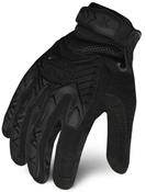 XXL - EXO Tactical Impact Black-(TAA Compliant) | EXOTA-IBLK IRONCLAD TACTICAL GLOVES (12/Pkg.)