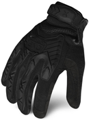 S - EXO Tactical Impact Black-(TAA Compliant) | EXOTA-IBLK-0 IRONCLAD TACTICAL GLOVES (12/Pkg.)