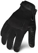 XXL - EXO Tactical Grip Black-(TAA Compliant) | EXOTA-GBLK-0 IRONCLAD TACTICAL GLOVES (12/Pkg.)