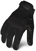 L - EXO Tactical Grip Black-(TAA Compliant) | EXOTA-GBLK-04- IRONCLAD TACTICAL GLOVES (12/Pkg.)