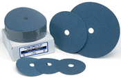 4x5/8 60-Grit, Zirconia Discs (25/Pkg.)