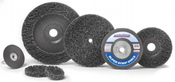 4 X 1/2 Super Strip Discs, Extra Coarse Black (10/Pkg.)