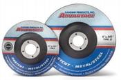 4X.045X5/8 Type 27 Grinding Wheels, Advantage Fastcut - Metal (50/Pkg.)